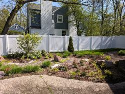 Bayside  WI   Rain Garden   Water Management   Low Maintenance Solution