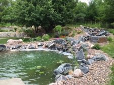Delafield WI Natural Water Feature