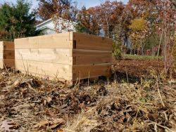 Raised Vegetable Beds Cedar