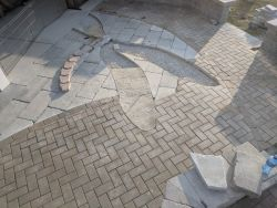 Dragonfly Inaly In Progress Unilock Natural Stone