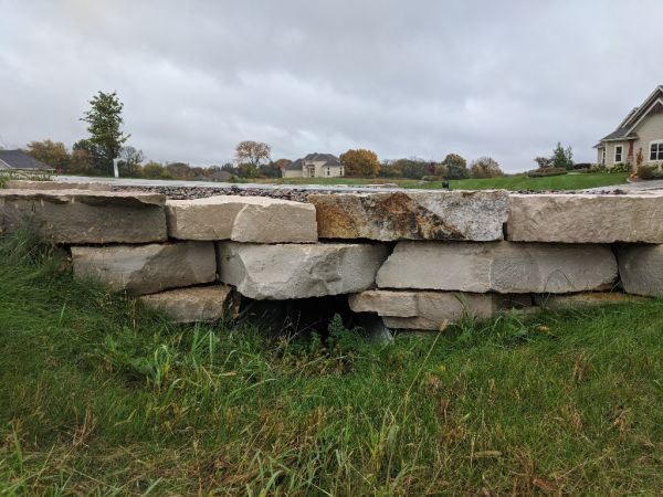 Outcropping Culvert Soultions